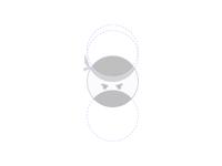 Processo de Criação Logo Ninja