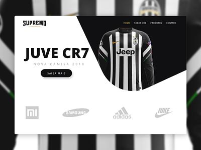 Virtual Store Supremo Imports store supremo juve cr7