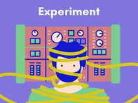 The creative process in music: Experiment