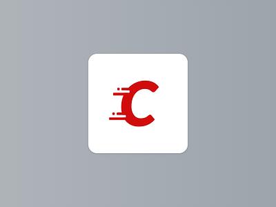 Letter C logo p letter design brand
