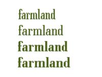 Pixel Practice: Farmland