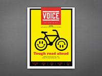 The Tulsa Voice - Tough road ahead