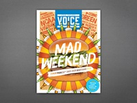 The Tulsa Voice - Mad Weekend