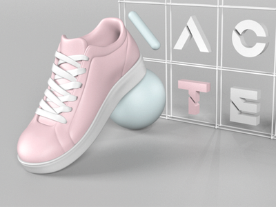shoes 3d 3d abstract 3d modeling 3d art 3d