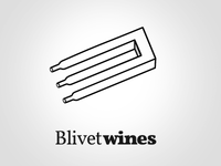 Blivetwines logo - brain teaser
