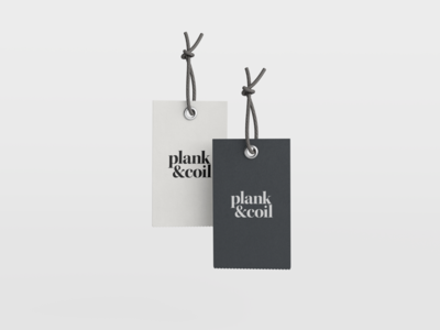 Plank & Coil Tag