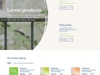 Product range exploration