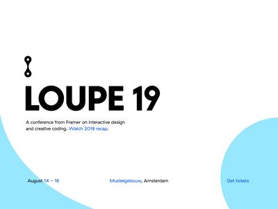 Loupe - Website