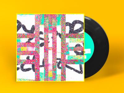 Markus Wreland Album Artwork Vinyl Single 2/5