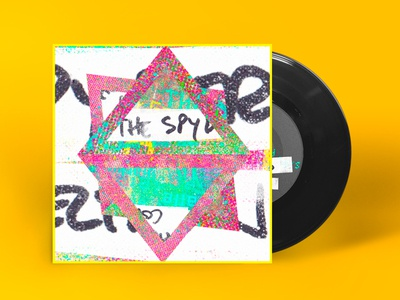 Markus Wreland Album Artwork Vinyl Single 1/4