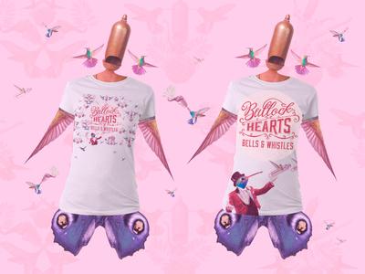 Bullock Hearts T-shirt