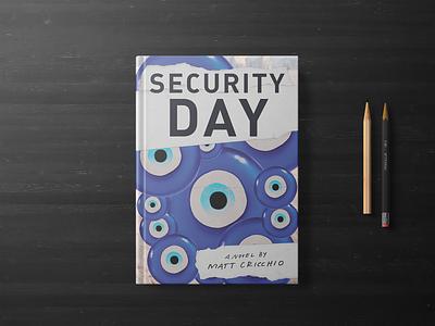 Security Day: Book Cover Design print design book cover mockup book cover art cover design book cover design book cover