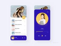 UI Audio App