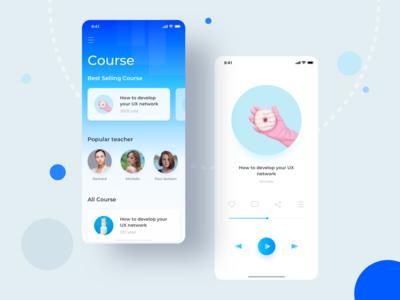Course Program App