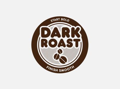Dunkin' Dark Roast