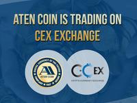 Aten Coin Banner