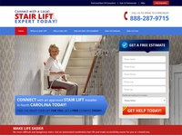 Stair Lift Website