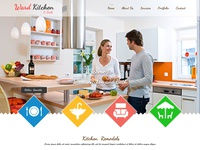 Kitchen Website
