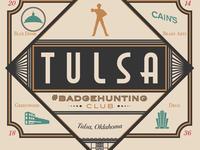 Tulsa #Badghunting Club Update