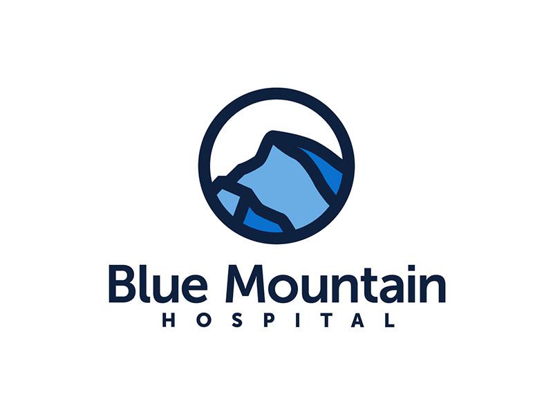 Blue Mountain Hospital utah logo hospital