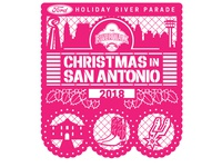 San Antonio Holiday River Parade 2018