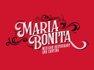 Maria Bonita Logo