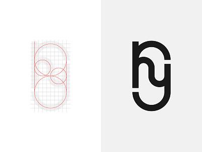 Logo KY - Knyaz Yagubov logotype knyaz yagubov design lettermark logo ky