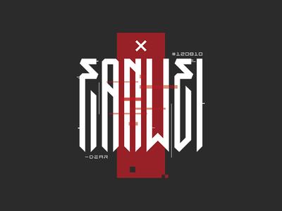 FANWEI TYPE DESIGN