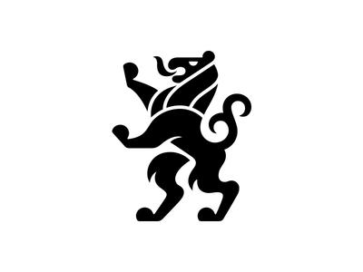 Lion Mark lion mark logo branding collection