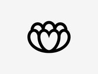 Flower + Heart
