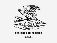 Designed in Florida, USA