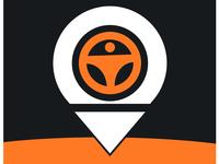 Taxi App Icon/Logo Design