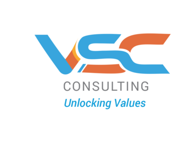 Logo Design for VSC Consulting Pvt. Ltd.
