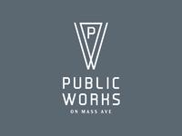 Public Works Logo Concept