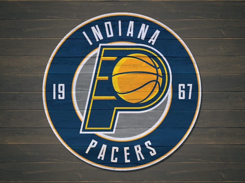 Indiana pacers rebrand by ross shafer dribbble voltagebd Gallery