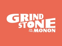 Grindstone on the Monon Logo
