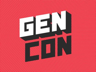 Unused Gen Con Logo