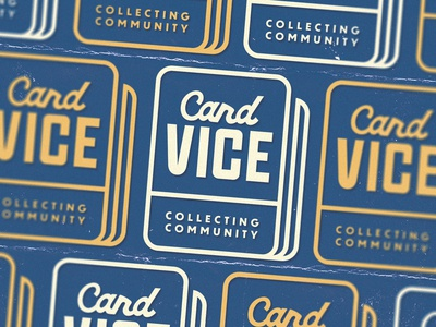 Unused Card Vice Logo