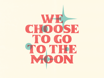 We Choose to Go to the Moon Update