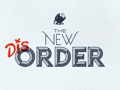 The New Dis-order