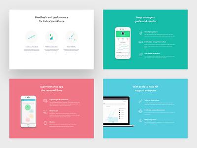Peer startup design ux app minimal icons ui clean website flat web