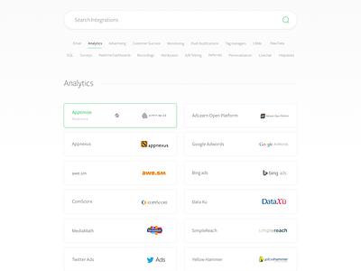 Catalog dailyui startup design ux app minimal icons ui clean website flat web