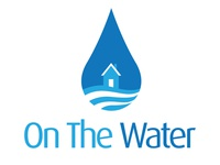 On The Water - Logo