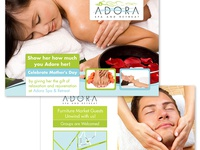 Adora Spa and Retreat - Post Card