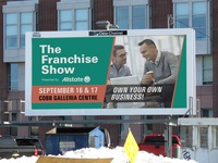 The Franchise Expo - Billboard