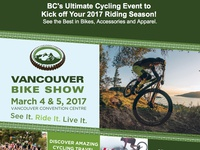 Vancouver Bike Show - E-mail Marketing