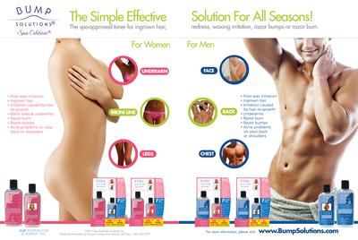 Bump Solutions - Print Ad