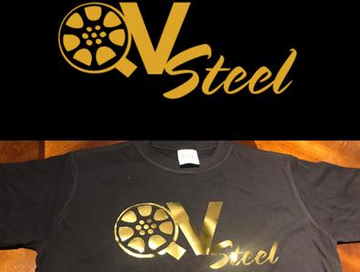 QV Steel - Logo