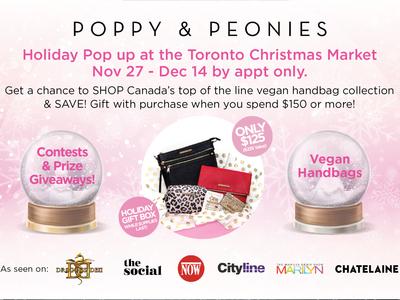 Poppy & Peonies - Influencer - Flyer