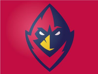 Cardinal Logo cardinals logo brand red vector baseball sports st. louis identity